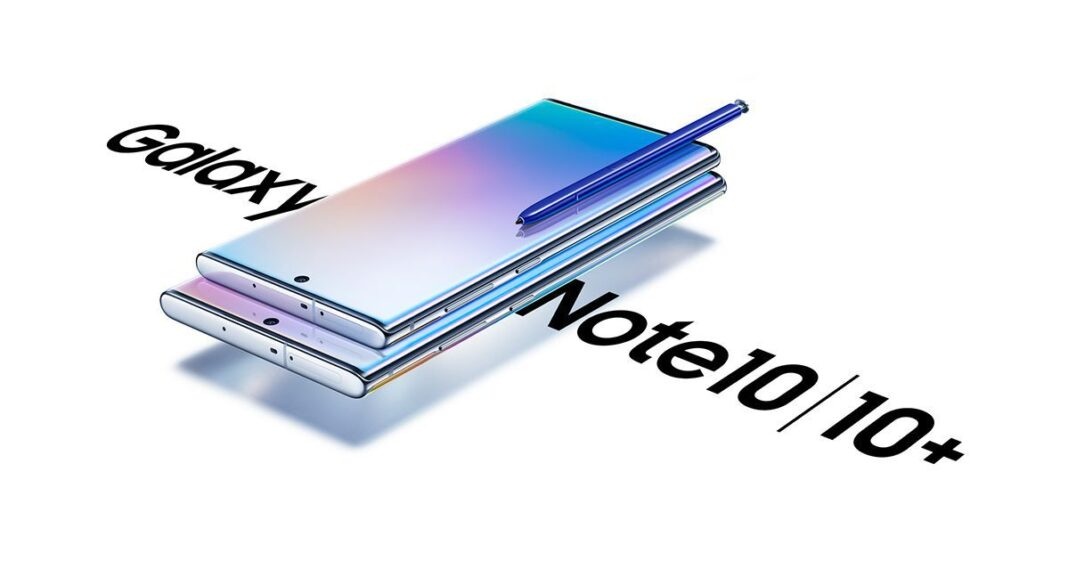 how to screenshot on note 10