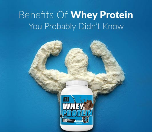Reasons to Drink Whey Protein Revealed