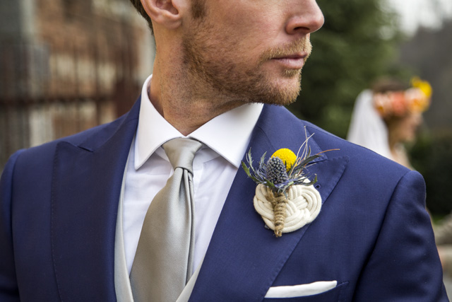 What Makes the Perfect Wedding Suit